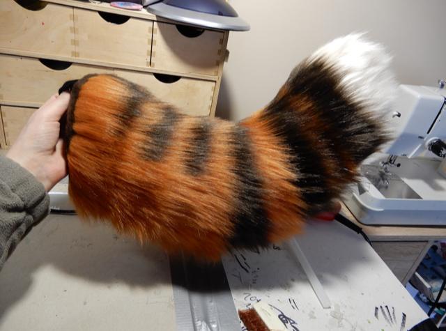 Tail komplett