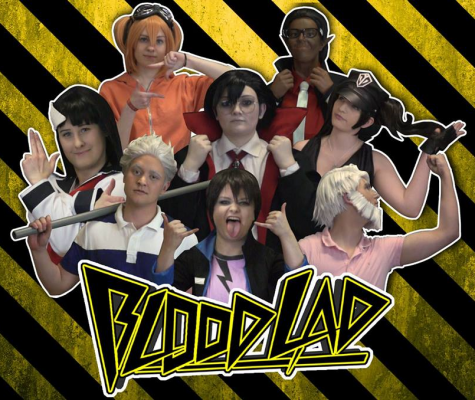 Tanoshii - Gruppenbild BloodLad [png]